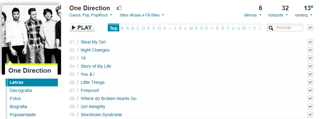vagalume-one-direction
